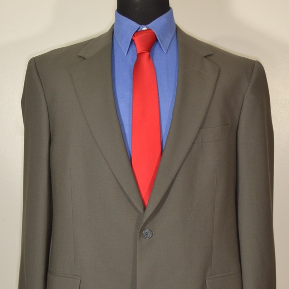 Brooks Brothers Other - Brooks Brothers 346 44L Sport Coat Blazer Suit Jac